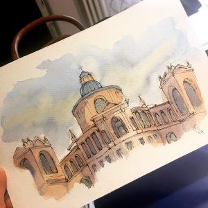 Bologna Saint Luke Church