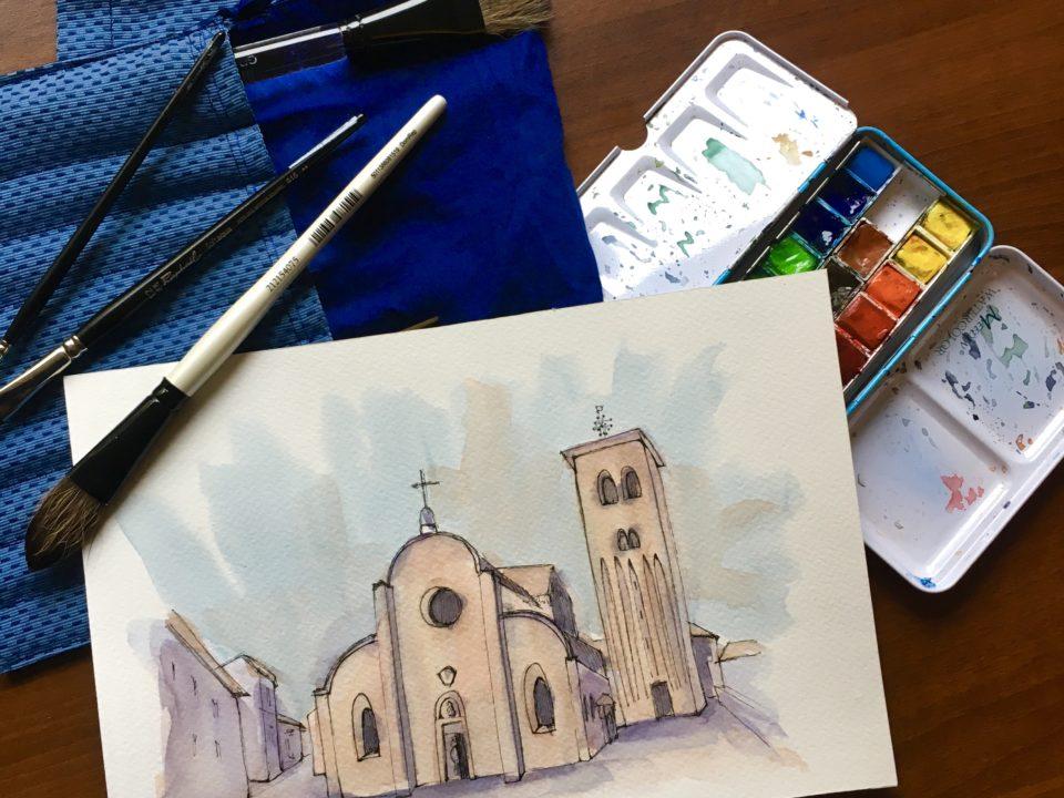 Cathedral of Santo Stefano in Concordia Sagittaria