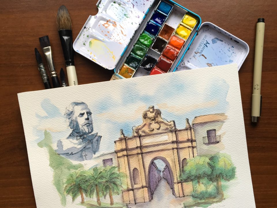Marsala Porta Nuova: The Home of Garibaldi