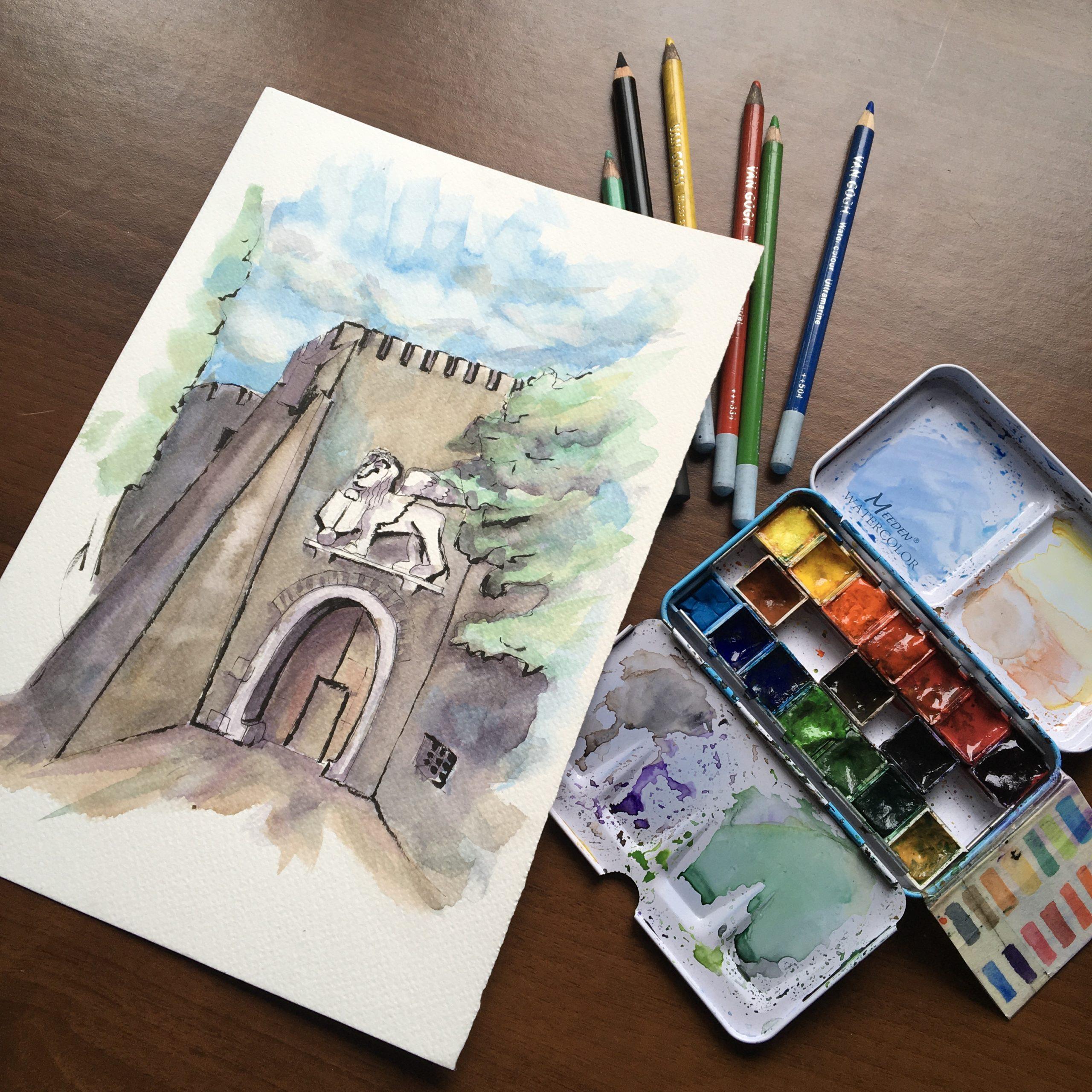 Medieval Castle of Gorizia