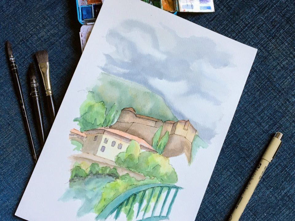 The Magnificent Castle of Rovereto