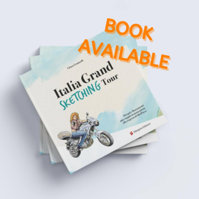Book Italia Grand Sketching Tour Available