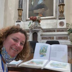 Italia Grand Sketching Tour Book Presentation