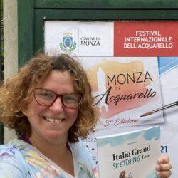 Italia Grand Sketching Tour in Monza