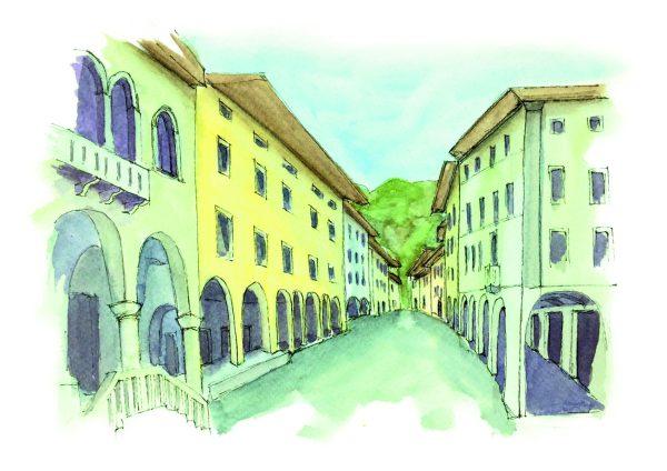 Gemona del Friuli Historical Center