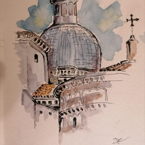 Debora-urban-sketching-Padova