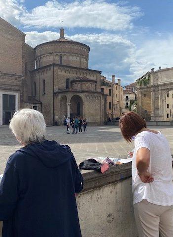 Padova Urban Sketching 10