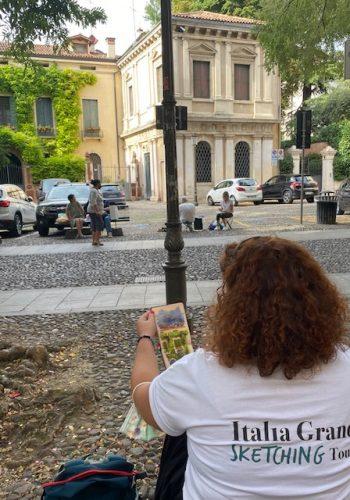 Padova Urban Sketching 2