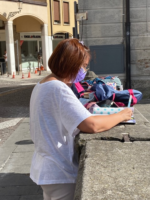 Padova Urban Sketching 4