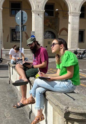 Padova Urban Sketching 9