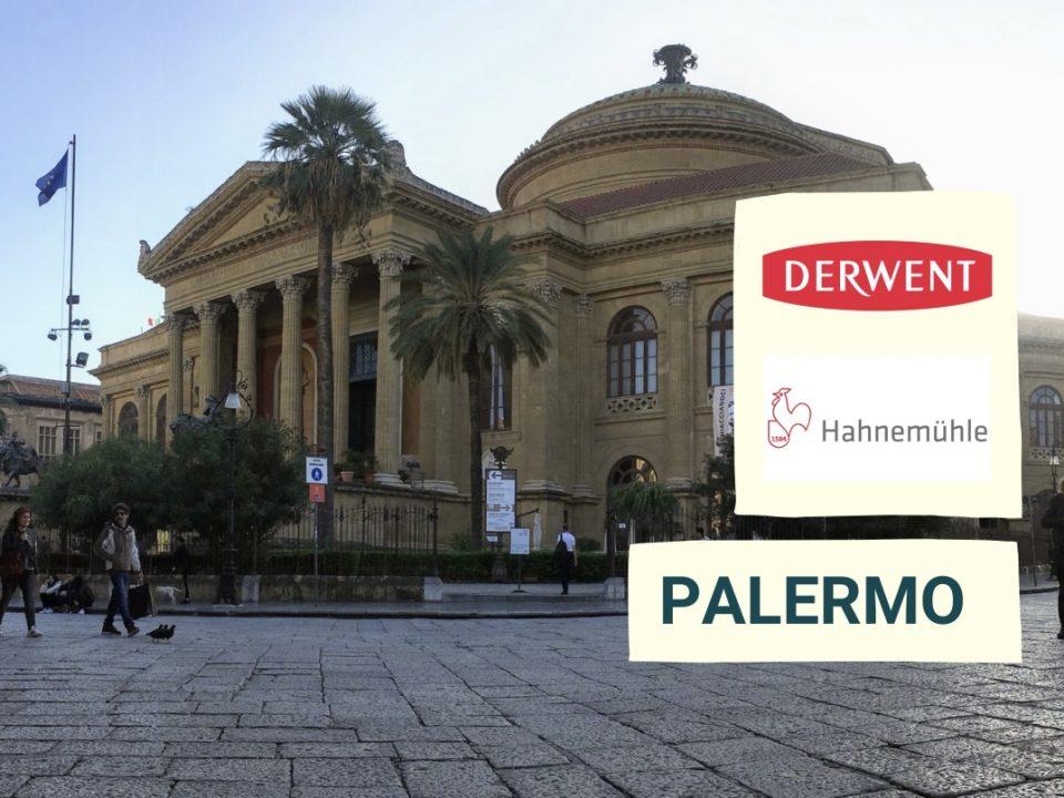 Palermo Urban Sketching Marathon - Disegna con noi!