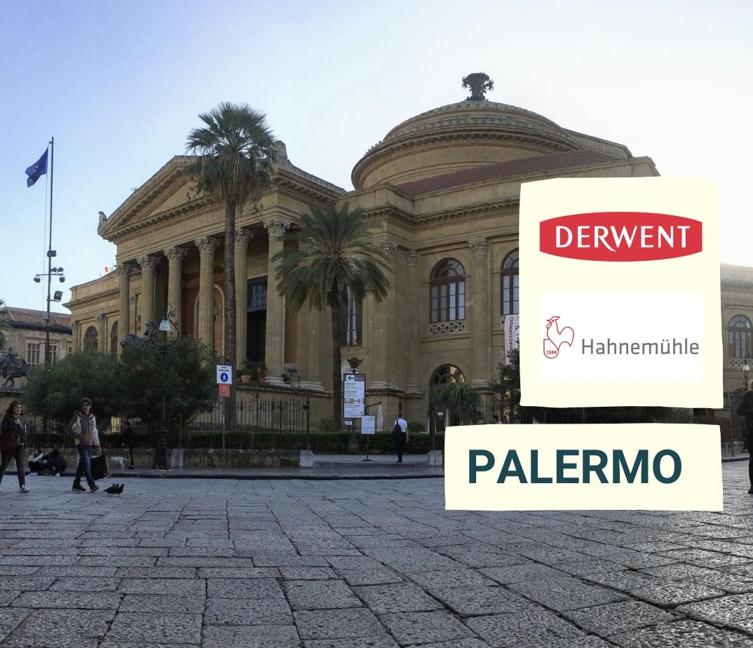 Palermo Urban Sketching