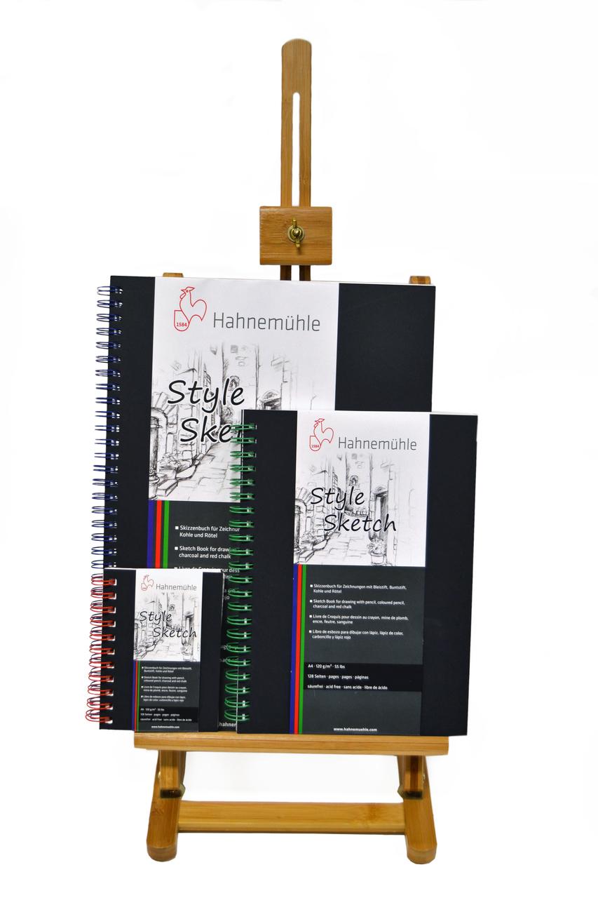 Hahnemuehle sketchbook