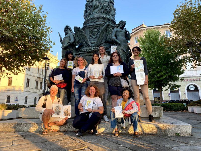 Trieste Urban Sketching Group