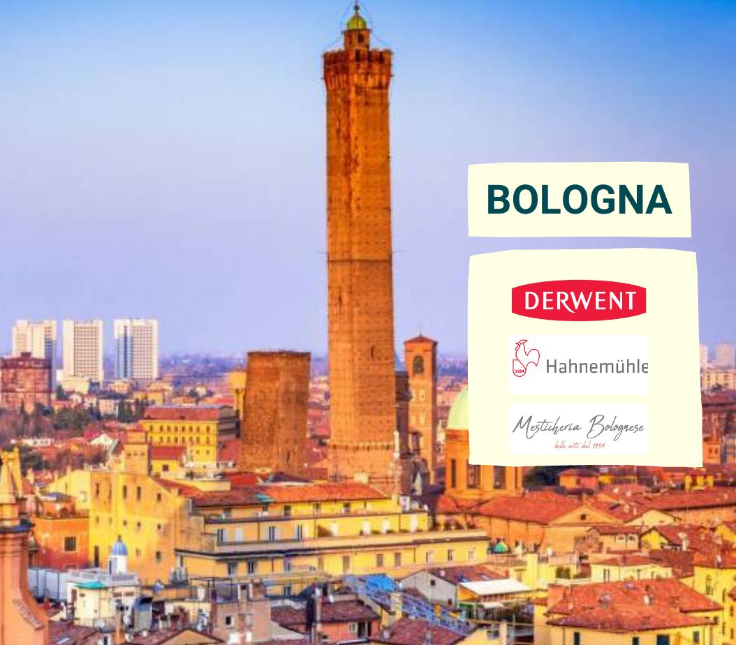 Bologna Urban Sketching Tour Marathon